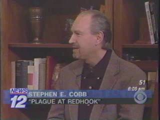 Description: Description: Description: Stephen Euin Cobb on TV