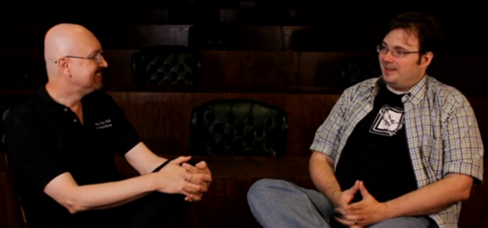 An Interview with Brandon Sanderson- on Vimeo